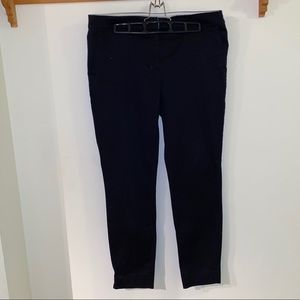 FOREVER21 Black casual trousers